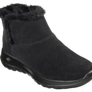 Skechers Suede Ankle Boots